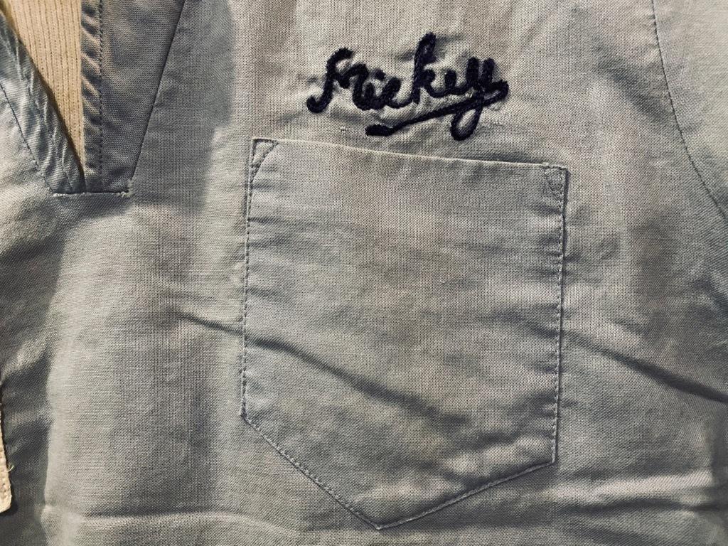 マグネッツ神戸店 5/13(水)ONLINE Vintage入荷! #1  Bowling Shirt!!!_c0078587_18533505.jpg