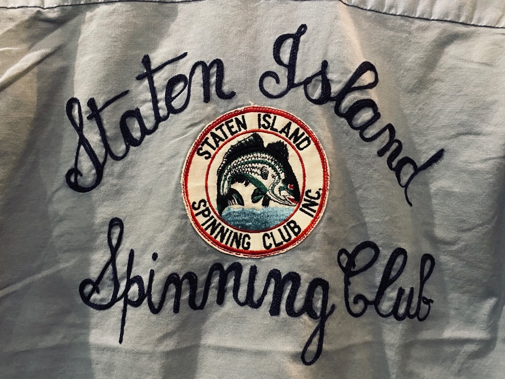 マグネッツ神戸店 5/13(水)ONLINE Vintage入荷! #1  Bowling Shirt!!!_c0078587_18533596.jpg