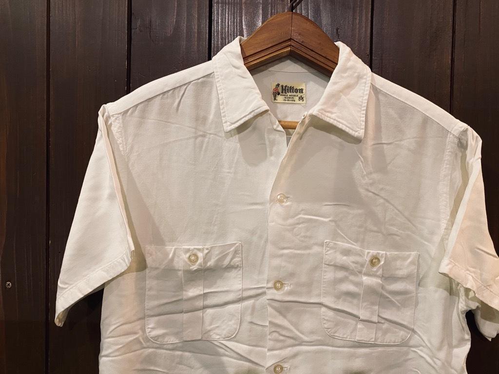 マグネッツ神戸店 5/13(水)ONLINE Vintage入荷! #1  Bowling Shirt!!!_c0078587_18593289.jpg
