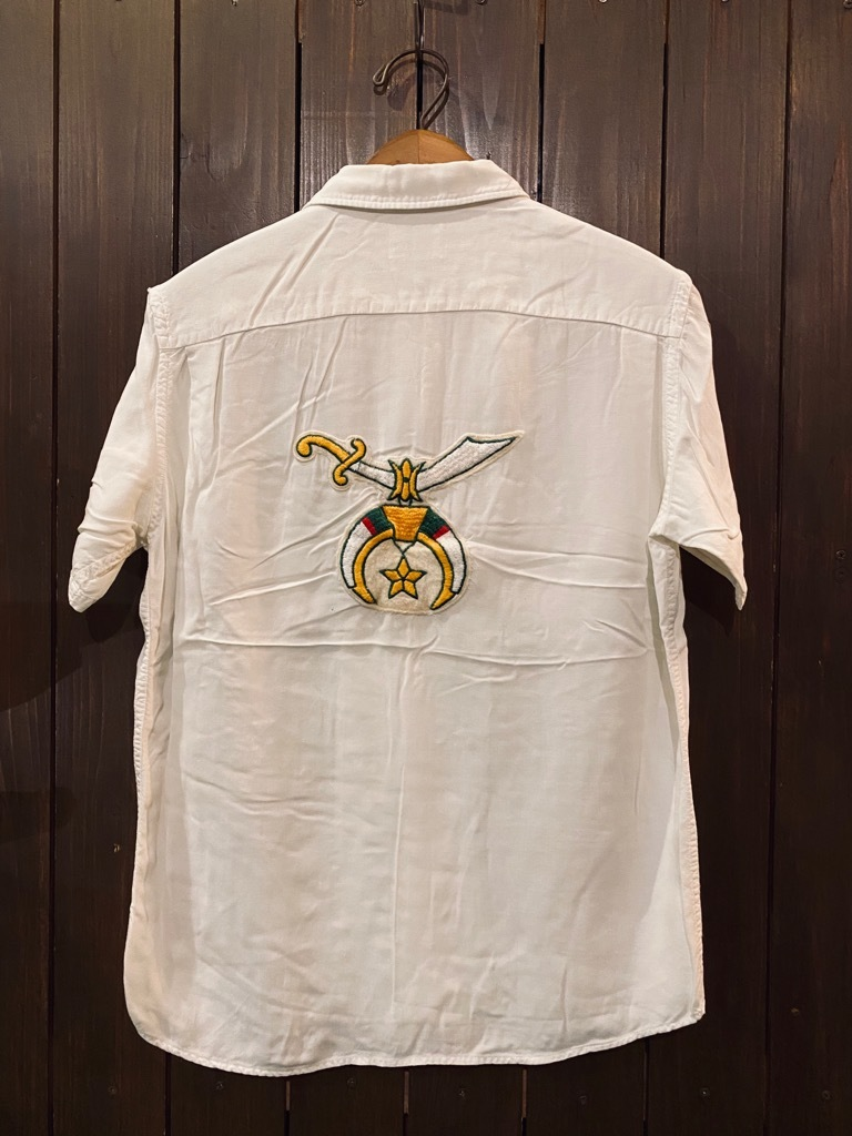 マグネッツ神戸店 5/13(水)ONLINE Vintage入荷! #1  Bowling Shirt!!!_c0078587_18593323.jpg