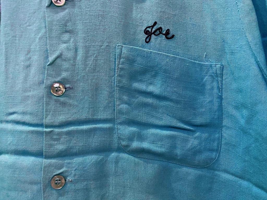 マグネッツ神戸店 5/13(水)ONLINE Vintage入荷! #1  Bowling Shirt!!!_c0078587_19043152.jpg