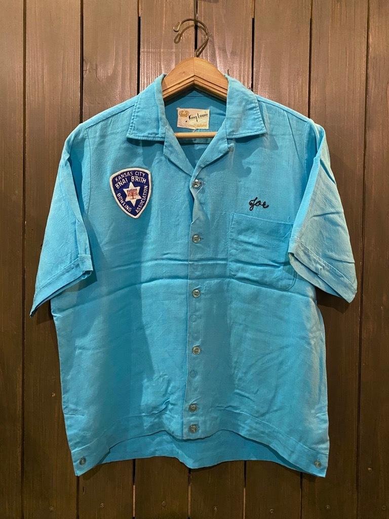 マグネッツ神戸店 5/13(水)ONLINE Vintage入荷! #1  Bowling Shirt!!!_c0078587_19043214.jpg