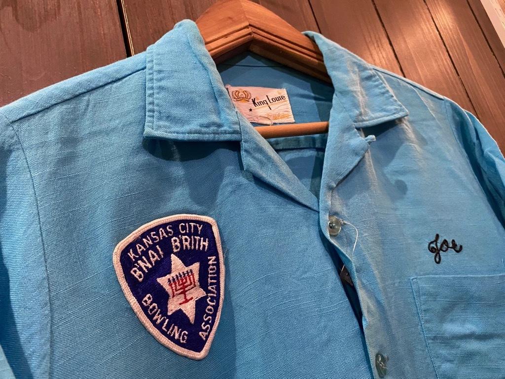 マグネッツ神戸店 5/13(水)ONLINE Vintage入荷! #1  Bowling Shirt!!!_c0078587_19043234.jpg