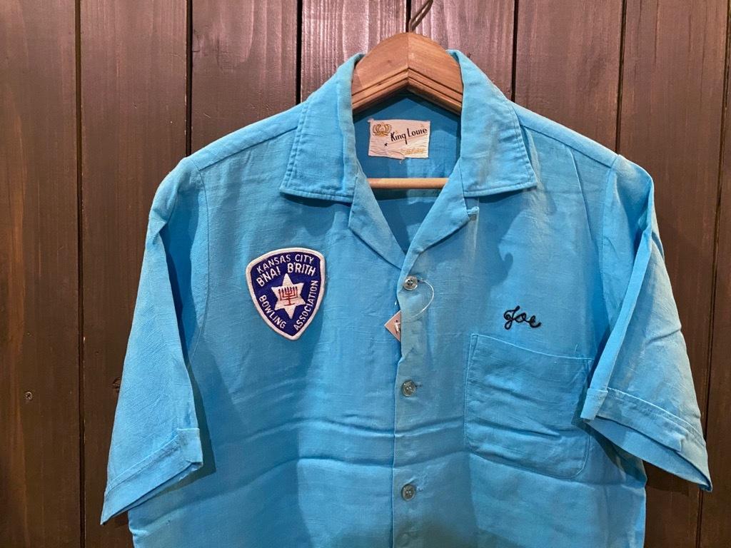 マグネッツ神戸店 5/13(水)ONLINE Vintage入荷! #1  Bowling Shirt!!!_c0078587_19043284.jpg