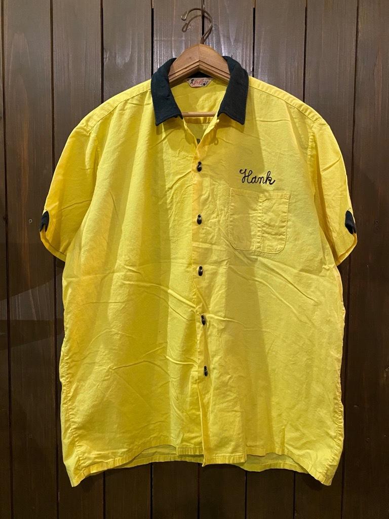 マグネッツ神戸店 5/13(水)ONLINE Vintage入荷! #1  Bowling Shirt!!!_c0078587_19054641.jpg