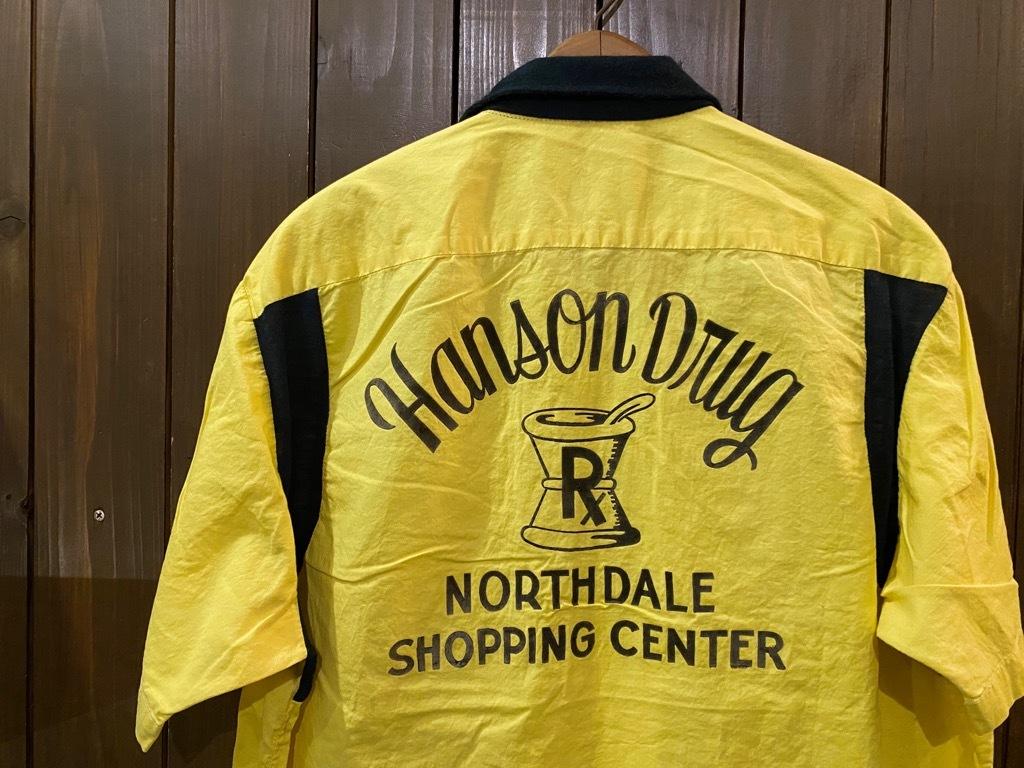 マグネッツ神戸店 5/13(水)ONLINE Vintage入荷! #1  Bowling Shirt!!!_c0078587_19105216.jpg