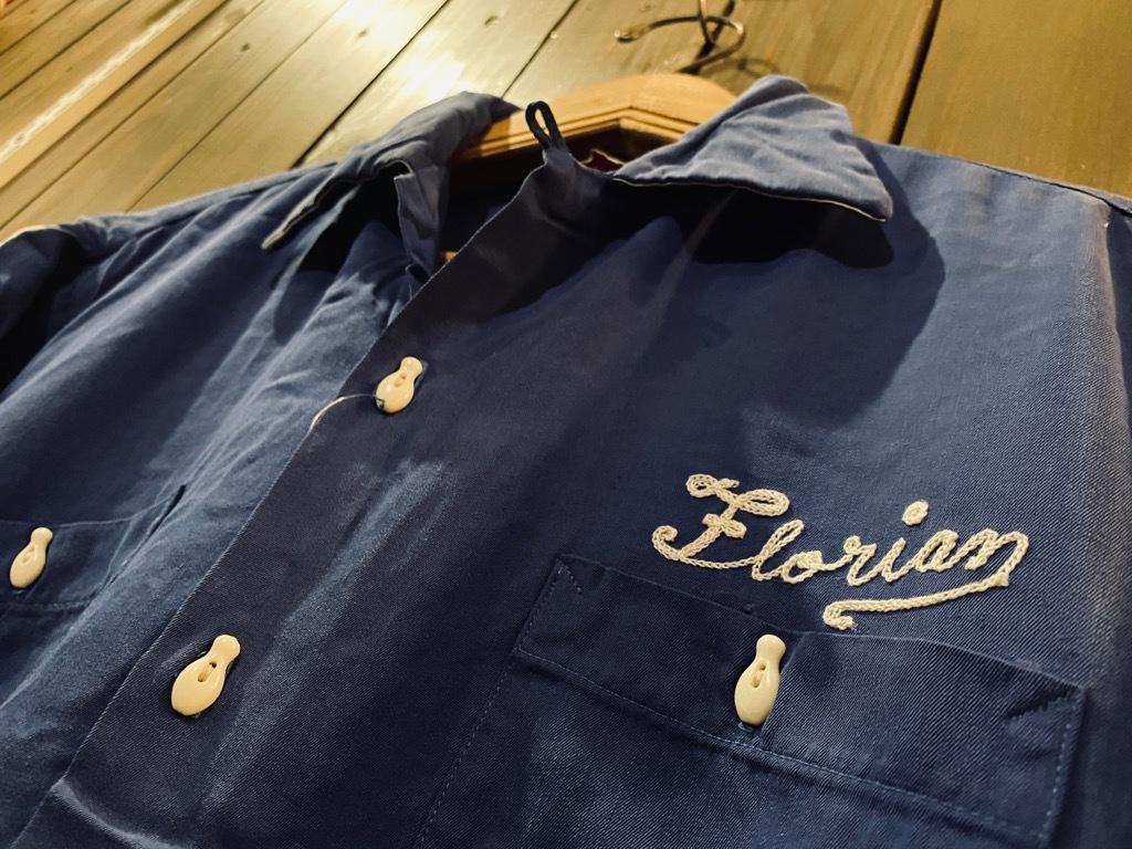 マグネッツ神戸店 5/13(水)ONLINE Vintage入荷! #1  Bowling Shirt!!!_c0078587_19132176.jpg