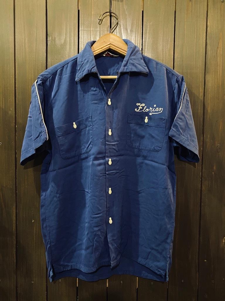 マグネッツ神戸店 5/13(水)ONLINE Vintage入荷! #1  Bowling Shirt!!!_c0078587_19132340.jpg