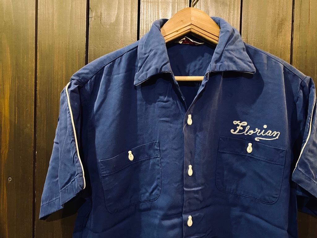マグネッツ神戸店 5/13(水)ONLINE Vintage入荷! #1  Bowling Shirt!!!_c0078587_19132383.jpg