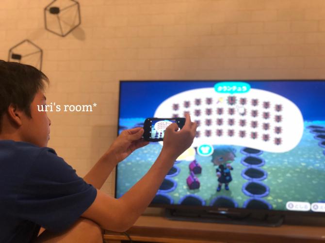 ポチレポ!夏のプチプラシャツと…我が家でも大ブーム中のあのゲーム。_a0341288_15365022.jpg