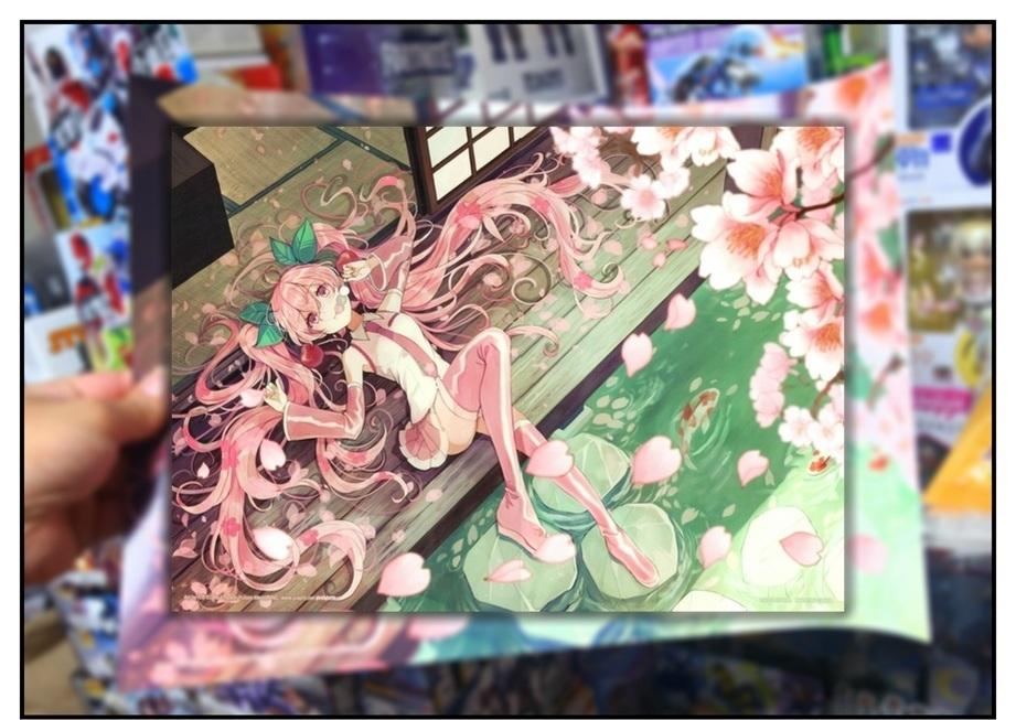 花見代わりに桜ミクくじ3,000円分!!_f0205396_21084989.jpg