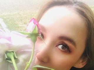 靭公園の空気。薔薇とクレープと友情と。_a0050302_16484261.jpg
