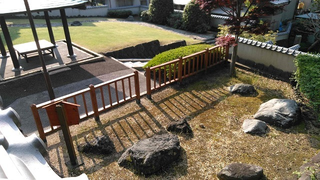 朝の散歩  東泉院、せぎわく、田宿川、善得寺等を回る今泉の歴史コース_f0141310_07520255.jpg