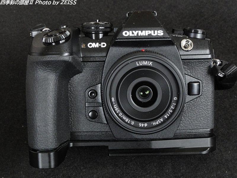 Panasonic LUMIX G 14mm / F2.5 ASPH.を購入_d0358854_21175567.jpg