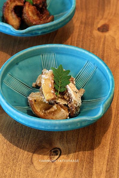 たけのこ料理とトマトパスタ_e0137277_00472067.jpg