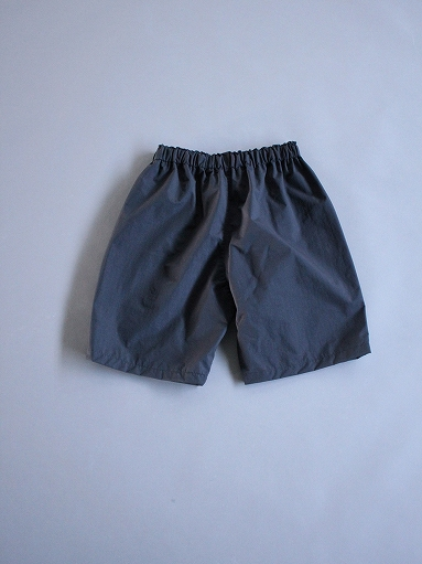 South2 West8 (S2W8) Belted Center Seam Short - Nylon Tussore / Black_b0139281_1741223.jpg