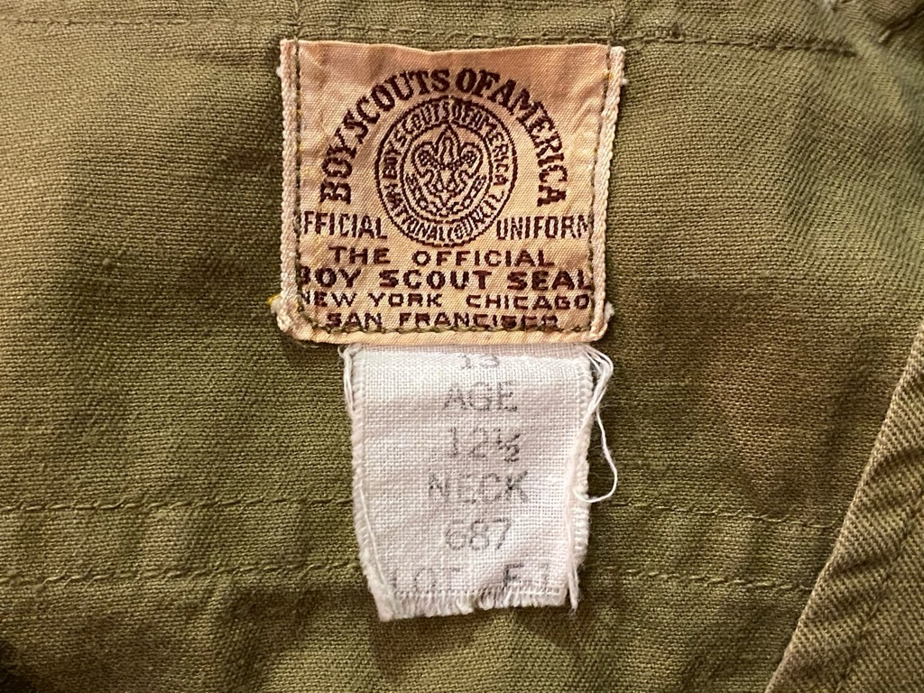 マグネッツ神戸店 5/13(水)ONLINE Vintage入荷! #3 Boy Scout of America(BSA) Item!!!_c0078587_10223115.jpg