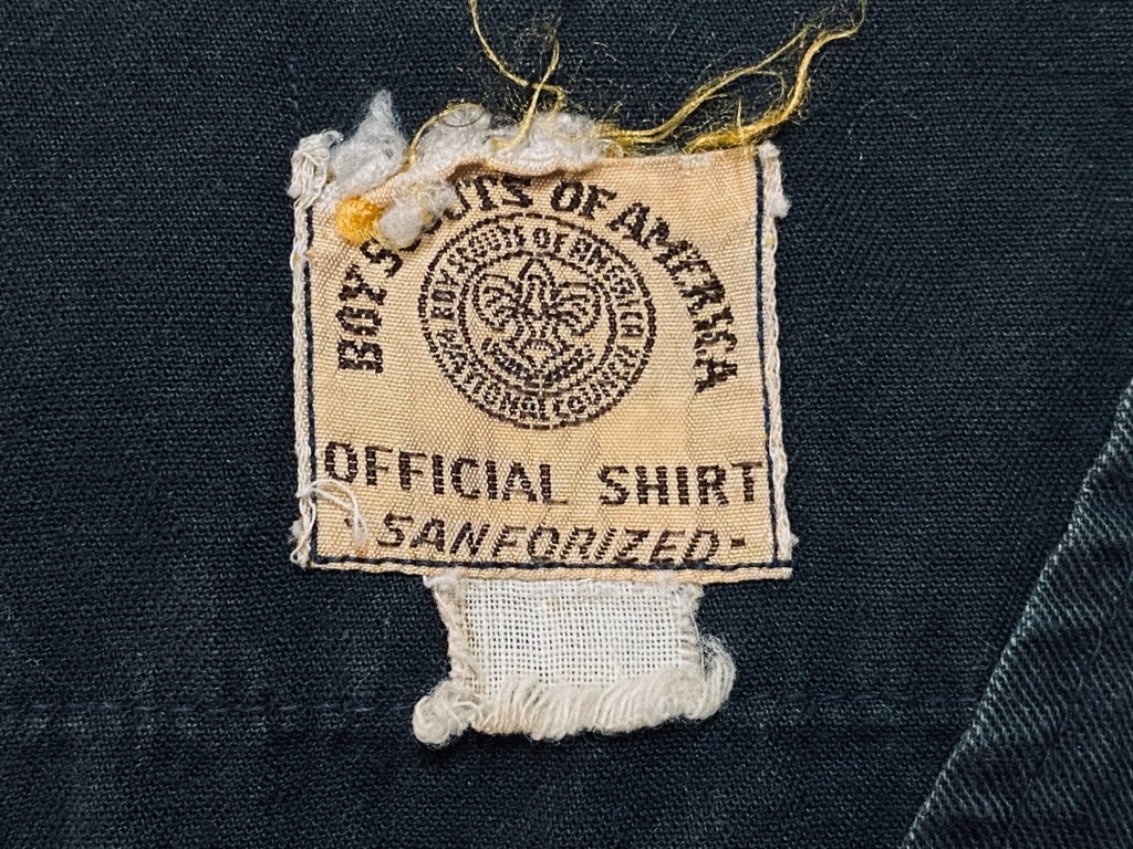 マグネッツ神戸店 5/13(水)ONLINE Vintage入荷! #3 Boy Scout of America(BSA) Item!!!_c0078587_10372110.jpg