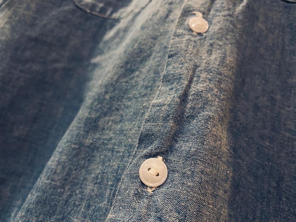 マグネッツ神戸店 5/13(水)ONLINE Vintage入荷! #4 Work&Casual Short Sleeve Shirt!!!_c0078587_12372813.jpg
