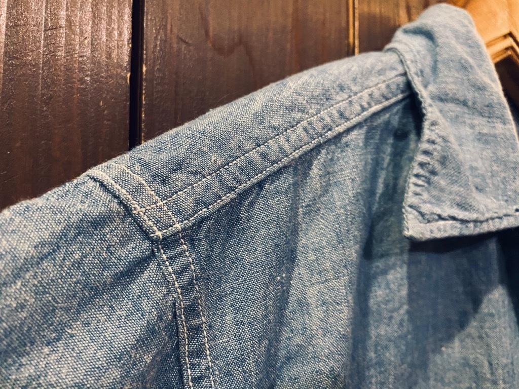 マグネッツ神戸店 5/13(水)ONLINE Vintage入荷! #4 Work&Casual Short Sleeve Shirt!!!_c0078587_12372826.jpg
