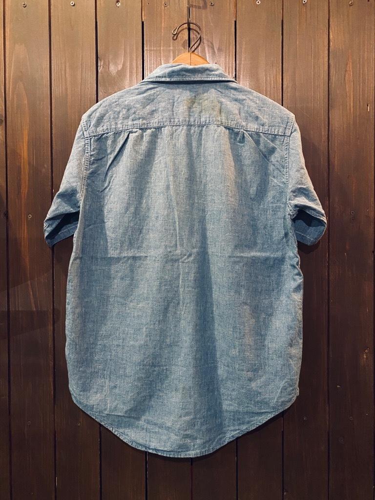 マグネッツ神戸店 5/13(水)ONLINE Vintage入荷! #4 Work&Casual Short Sleeve Shirt!!!_c0078587_12372833.jpg