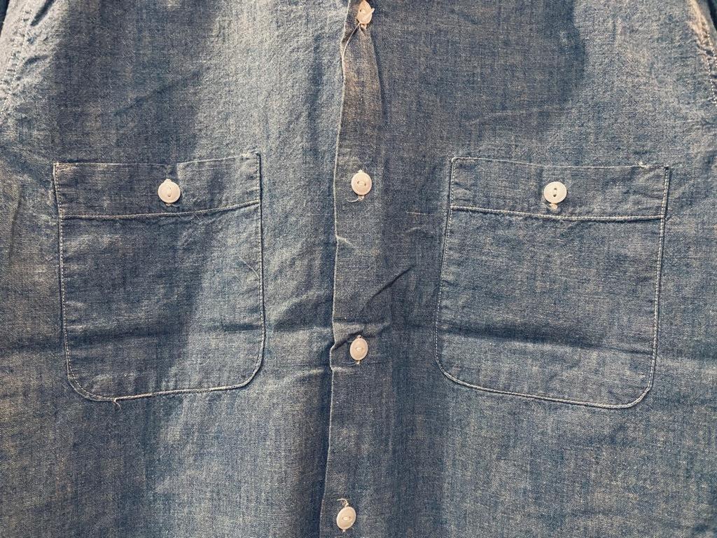 マグネッツ神戸店 5/13(水)ONLINE Vintage入荷! #4 Work&Casual Short Sleeve Shirt!!!_c0078587_12372860.jpg