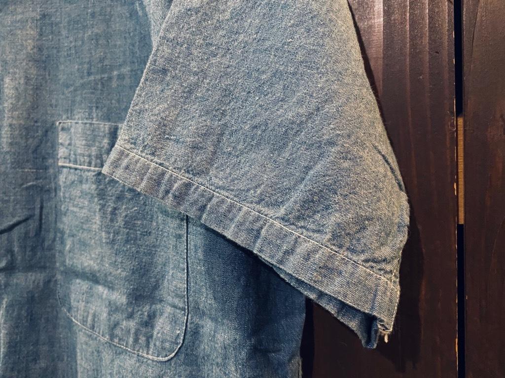 マグネッツ神戸店 5/13(水)ONLINE Vintage入荷! #4 Work&Casual Short Sleeve Shirt!!!_c0078587_12372885.jpg