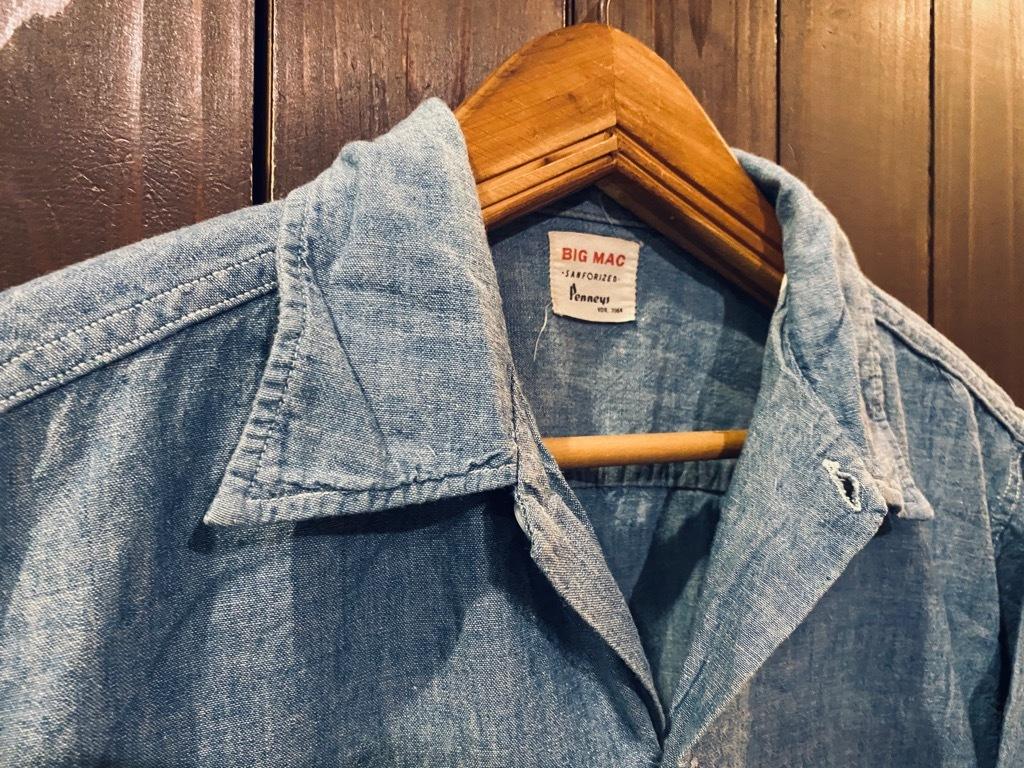 マグネッツ神戸店 5/13(水)ONLINE Vintage入荷! #4 Work&Casual Short Sleeve Shirt!!!_c0078587_12373081.jpg