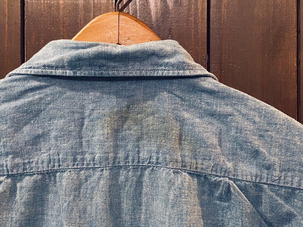 マグネッツ神戸店 5/13(水)ONLINE Vintage入荷! #4 Work&Casual Short Sleeve Shirt!!!_c0078587_12375322.jpg