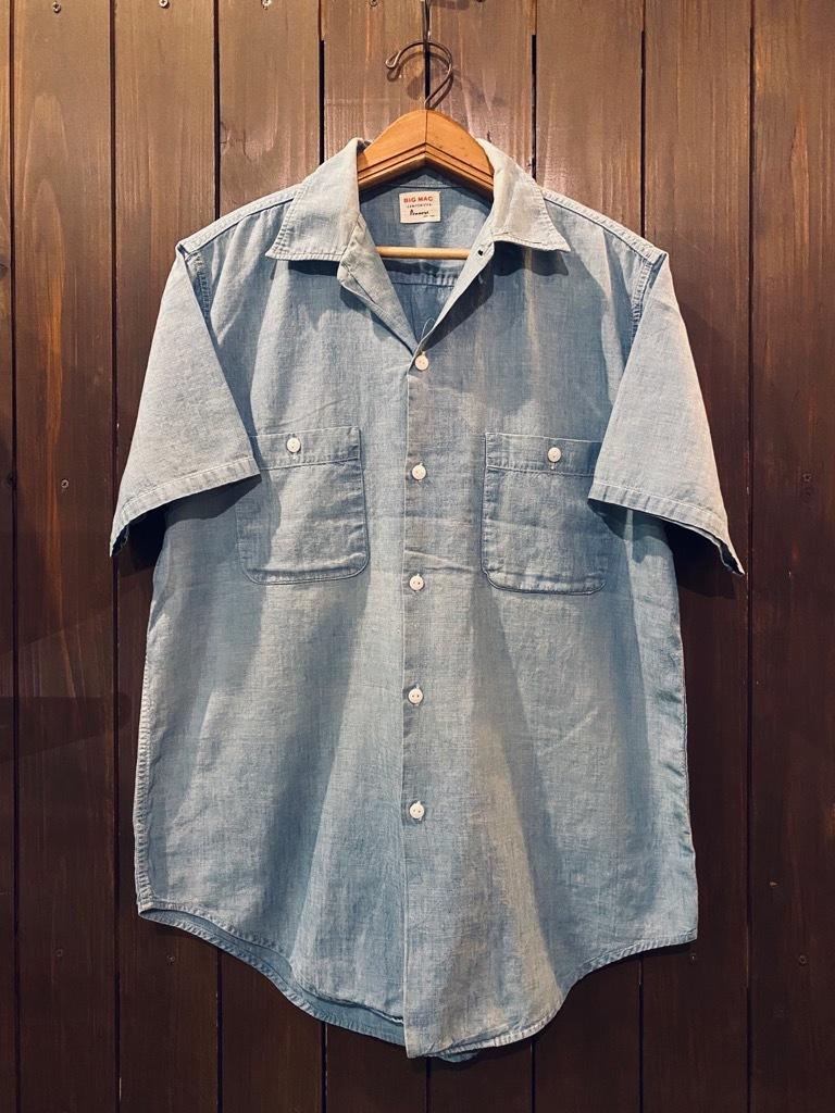 マグネッツ神戸店 5/13(水)ONLINE Vintage入荷! #4 Work&Casual Short Sleeve Shirt!!!_c0078587_12425941.jpg