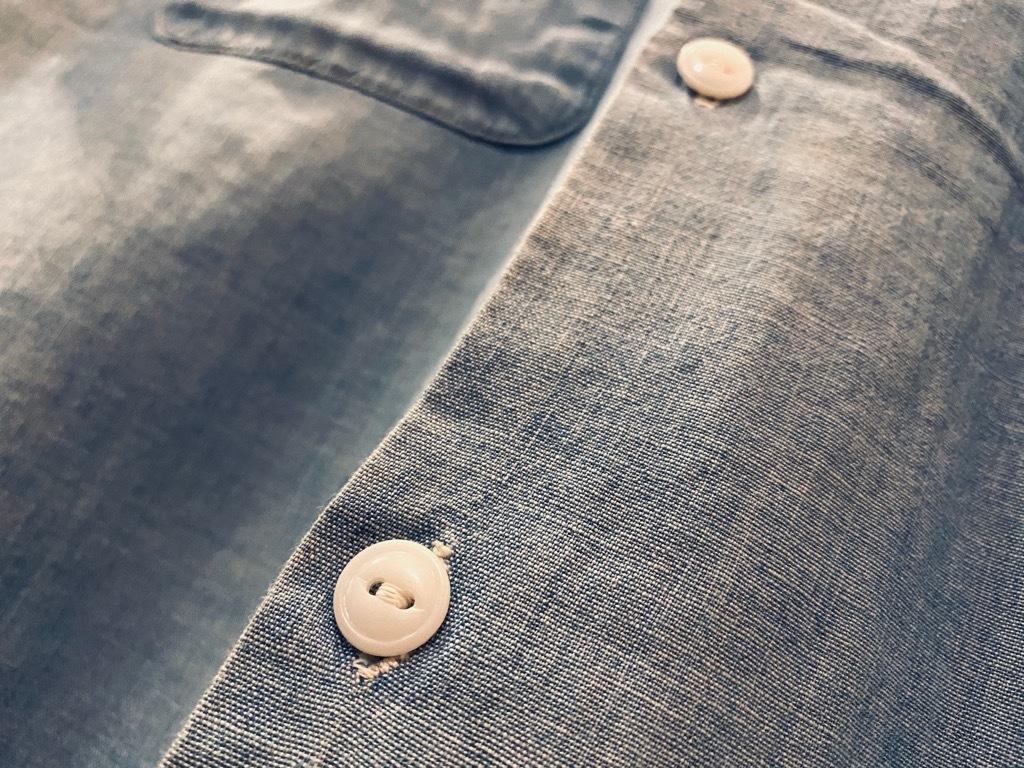 マグネッツ神戸店 5/13(水)ONLINE Vintage入荷! #4 Work&Casual Short Sleeve Shirt!!!_c0078587_12430013.jpg
