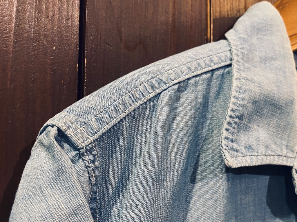 マグネッツ神戸店 5/13(水)ONLINE Vintage入荷! #4 Work&Casual Short Sleeve Shirt!!!_c0078587_12430016.jpg