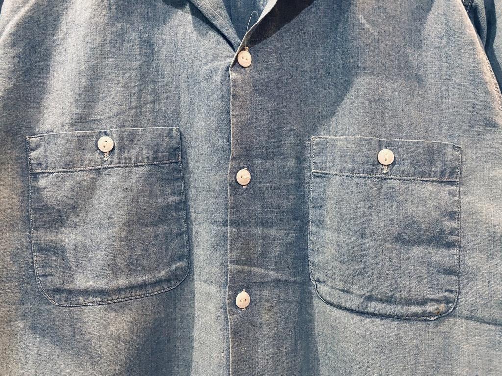 マグネッツ神戸店 5/13(水)ONLINE Vintage入荷! #4 Work&Casual Short Sleeve Shirt!!!_c0078587_12430076.jpg
