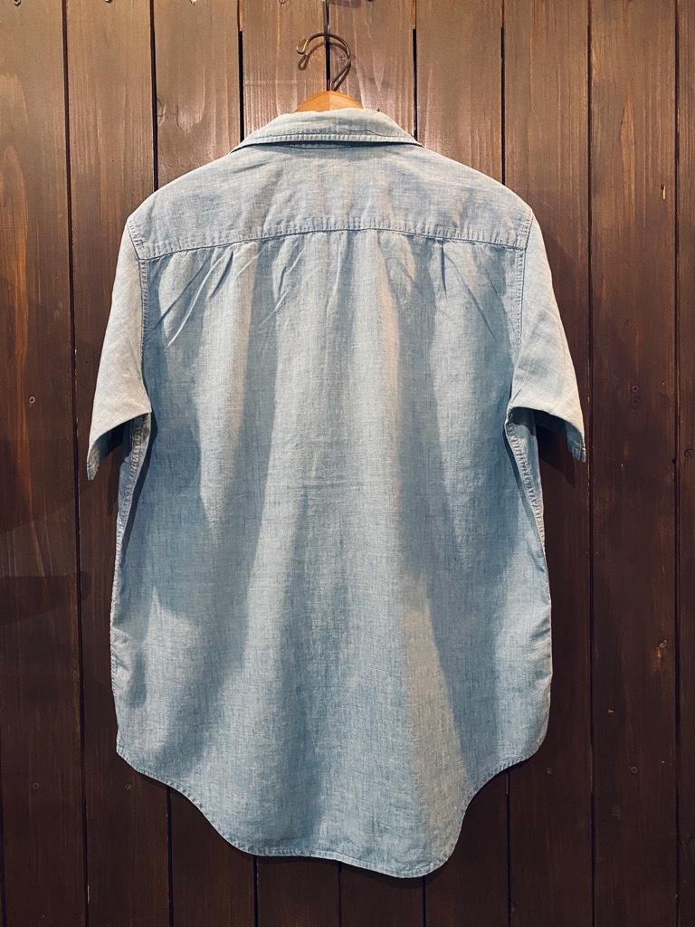 マグネッツ神戸店 5/13(水)ONLINE Vintage入荷! #4 Work&Casual Short Sleeve Shirt!!!_c0078587_12430138.jpg