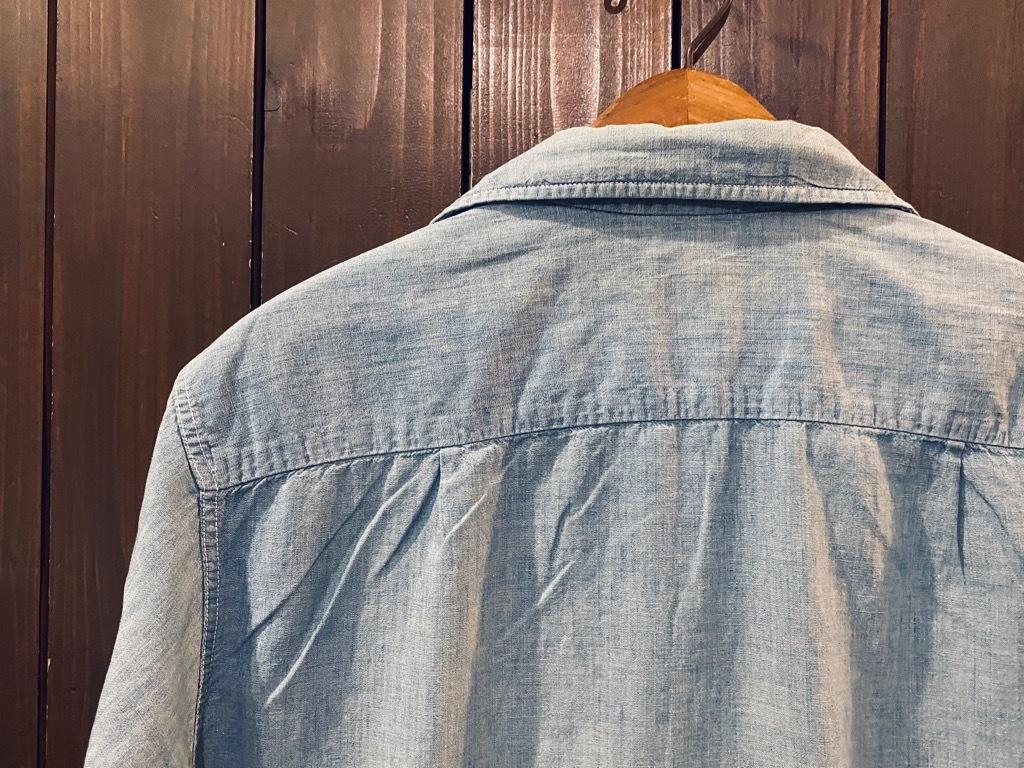 マグネッツ神戸店 5/13(水)ONLINE Vintage入荷! #4 Work&Casual Short Sleeve Shirt!!!_c0078587_12430187.jpg