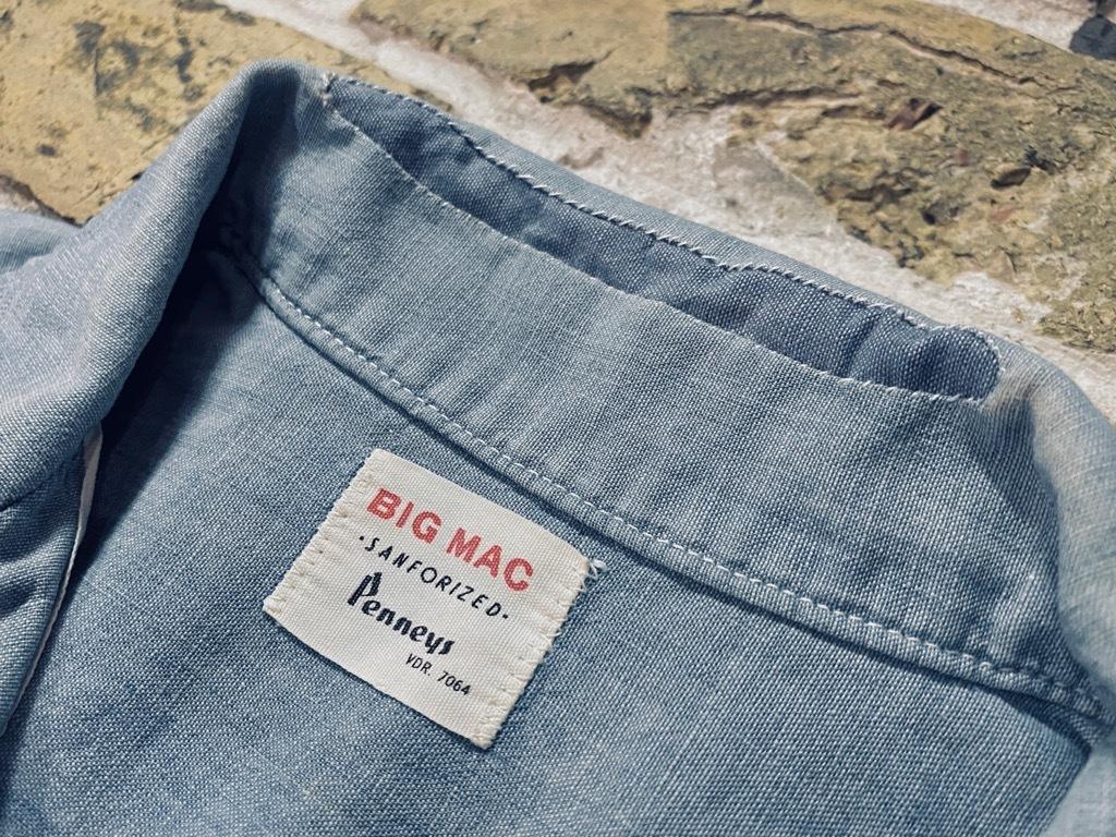 マグネッツ神戸店 5/13(水)ONLINE Vintage入荷! #4 Work&Casual Short Sleeve Shirt!!!_c0078587_12430190.jpg