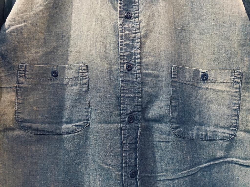 マグネッツ神戸店 5/13(水)ONLINE Vintage入荷! #4 Work&Casual Short Sleeve Shirt!!!_c0078587_12451212.jpg