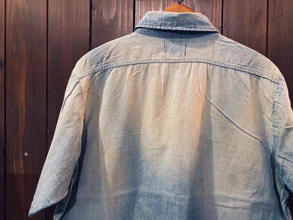 マグネッツ神戸店 5/13(水)ONLINE Vintage入荷! #4 Work&Casual Short Sleeve Shirt!!!_c0078587_12451312.jpg