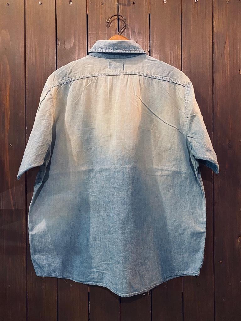 マグネッツ神戸店 5/13(水)ONLINE Vintage入荷! #4 Work&Casual Short Sleeve Shirt!!!_c0078587_12451392.jpg