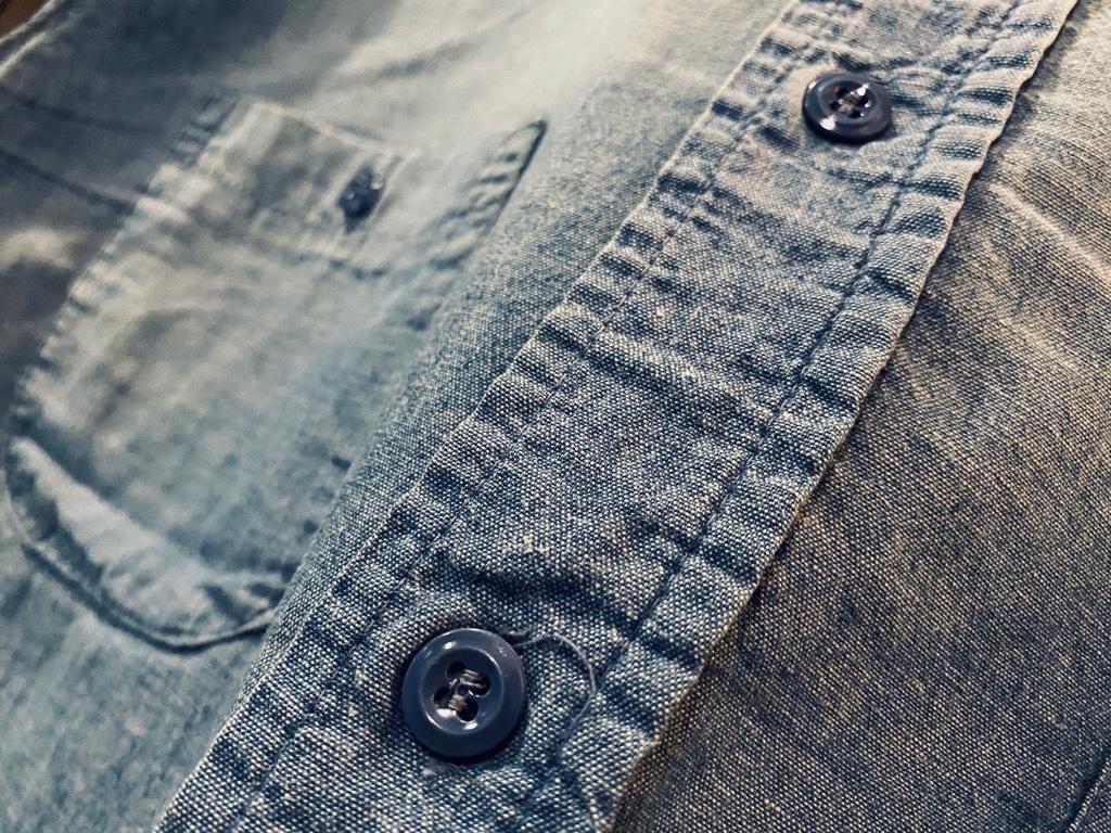 マグネッツ神戸店 5/13(水)ONLINE Vintage入荷! #4 Work&Casual Short Sleeve Shirt!!!_c0078587_12451396.jpg