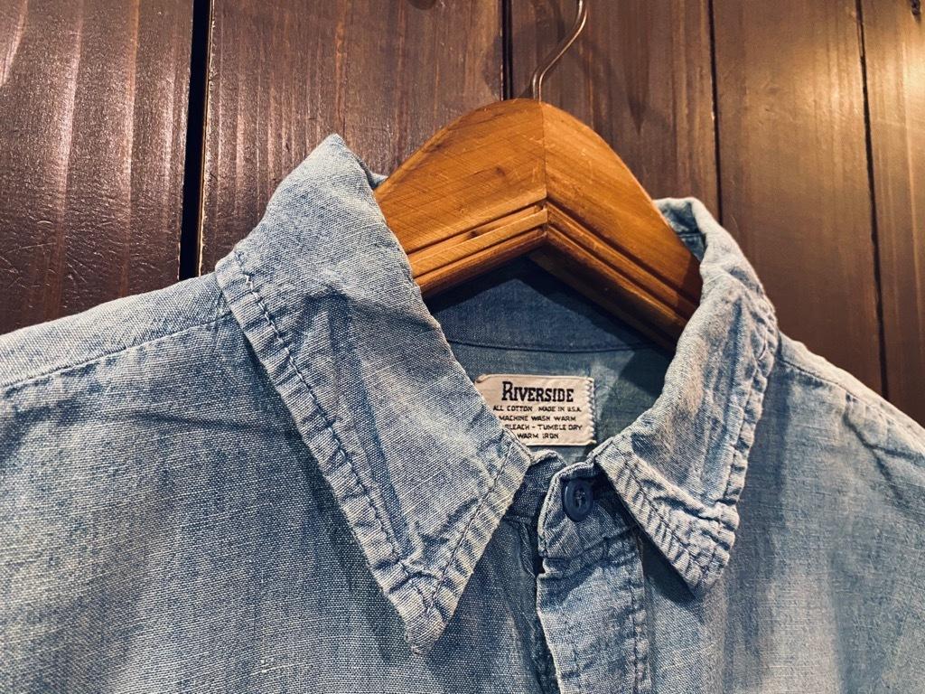 マグネッツ神戸店 5/13(水)ONLINE Vintage入荷! #4 Work&Casual Short Sleeve Shirt!!!_c0078587_12451415.jpg