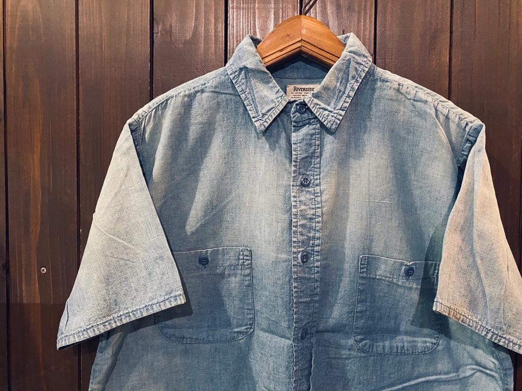 マグネッツ神戸店 5/13(水)ONLINE Vintage入荷! #4 Work&Casual Short Sleeve Shirt!!!_c0078587_12451487.jpg