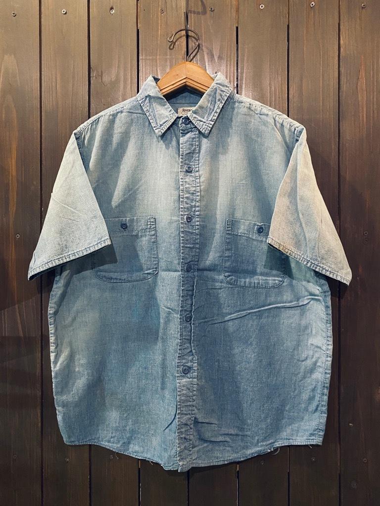 マグネッツ神戸店 5/13(水)ONLINE Vintage入荷! #4 Work&Casual Short Sleeve Shirt!!!_c0078587_12451497.jpg