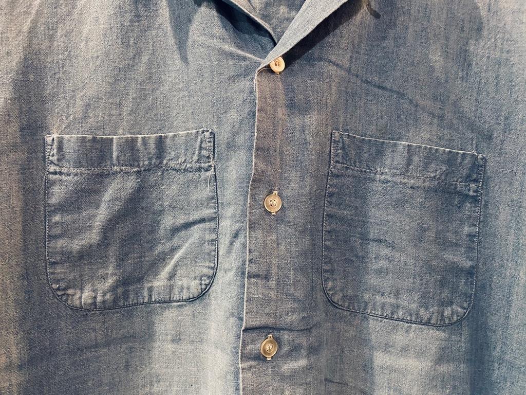 マグネッツ神戸店 5/13(水)ONLINE Vintage入荷! #4 Work&Casual Short Sleeve Shirt!!!_c0078587_12493528.jpg