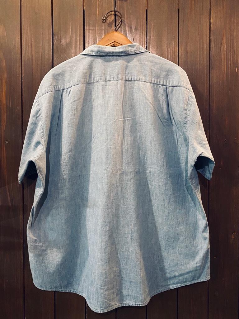 マグネッツ神戸店 5/13(水)ONLINE Vintage入荷! #4 Work&Casual Short Sleeve Shirt!!!_c0078587_12493586.jpg
