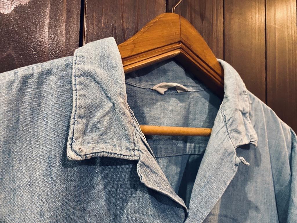 マグネッツ神戸店 5/13(水)ONLINE Vintage入荷! #4 Work&Casual Short Sleeve Shirt!!!_c0078587_12493635.jpg