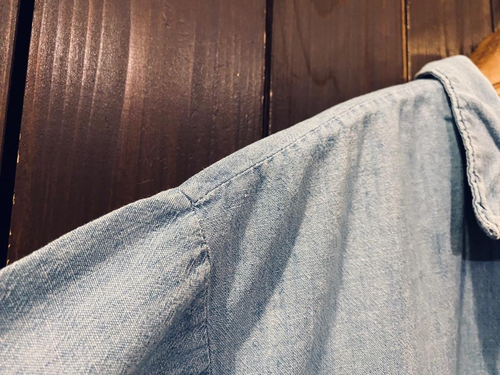 マグネッツ神戸店 5/13(水)ONLINE Vintage入荷! #4 Work&Casual Short Sleeve Shirt!!!_c0078587_12493643.jpg