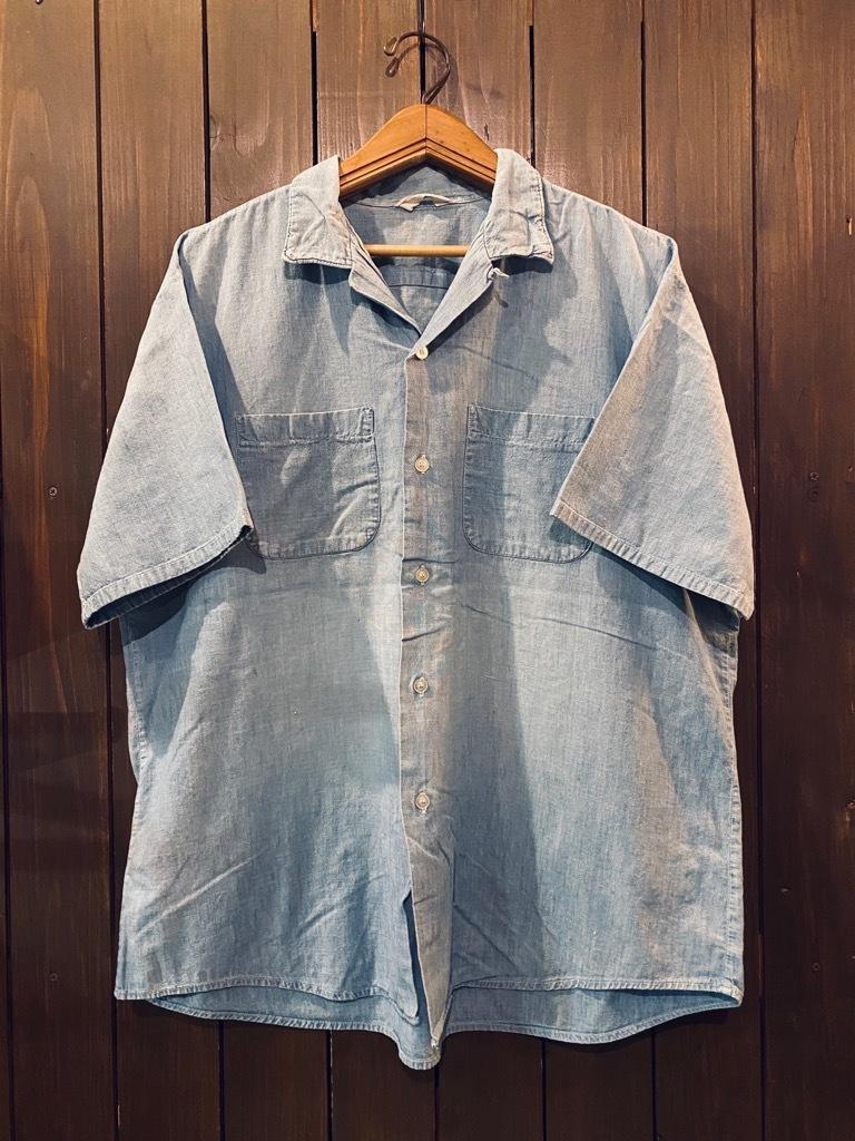 マグネッツ神戸店 5/13(水)ONLINE Vintage入荷! #4 Work&Casual Short Sleeve Shirt!!!_c0078587_12493660.jpg