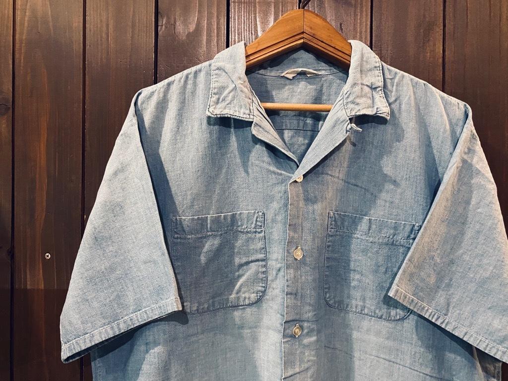 マグネッツ神戸店 5/13(水)ONLINE Vintage入荷! #4 Work&Casual Short Sleeve Shirt!!!_c0078587_12493674.jpg