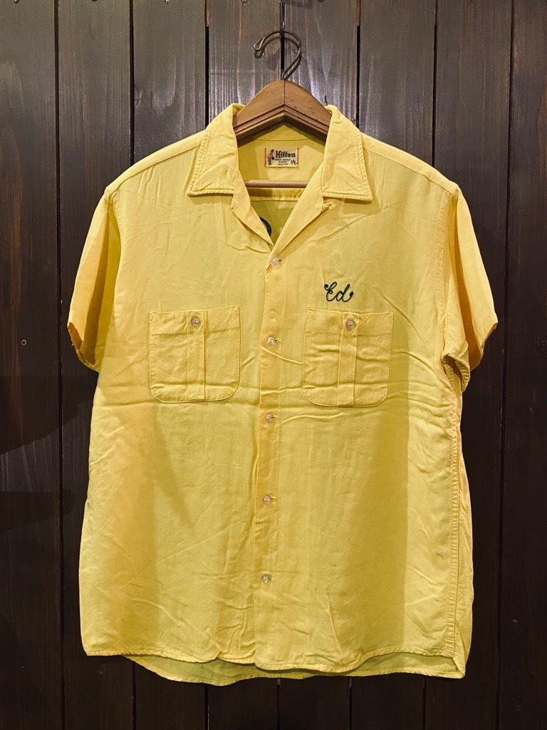 マグネッツ神戸店 5/13(水)ONLINE Vintage入荷! #1  Bowling Shirt!!!_c0078587_15091123.jpeg